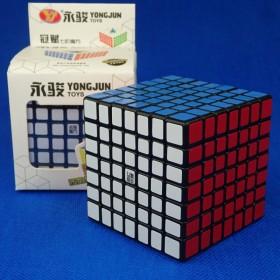 YJ GuanFu 7x7x7