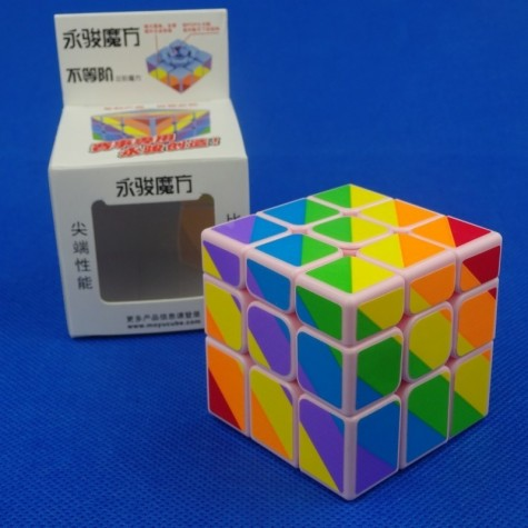 YJ Unequal 3x3x3