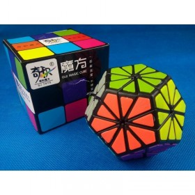 QJ Tiled Megaminx Crystal