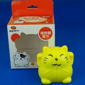 YJ 2x2x2 Fortune Cat