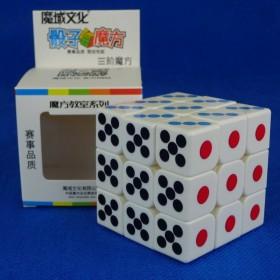 MoFangJiaoShi 3x3x3 Dice Cube