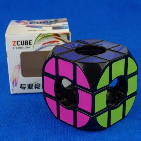 Z-cube Rounded Void Cube