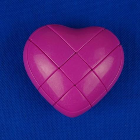 YJ Heart Cube 3x3x3