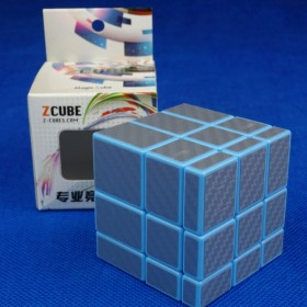 Z-Cube Mirror Carbon Stickers