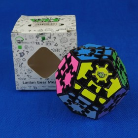 Lanlan Gear Megaminx