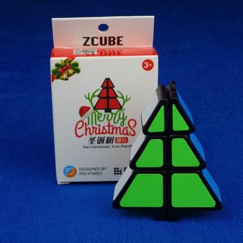 Z-Cube Christmas Tree Cube