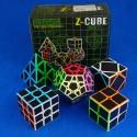 Z-Cube Zestaw 2x2 + 3x3 + Pyraminx + Megaminx + Mirror/Skewb