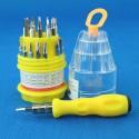 Zestaw śrubokrętów do regulacji kostki