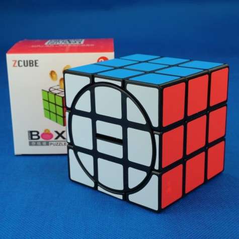 Z-Cube Money Box Cube