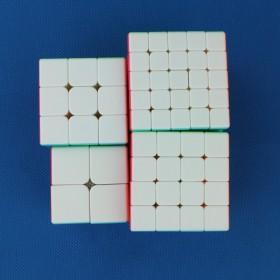 Z-Cube Four Cubes Set -2x2, 3x3, 4x4, 5x5