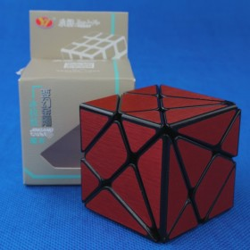 YJ 3x3 Axis Cube with wire drawing stickers