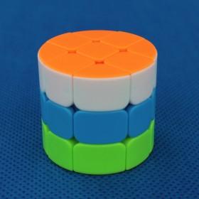 Cylinder 3x3x3 Brelok