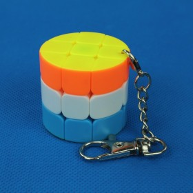 Cylinder 3x3x3 mini Brelok