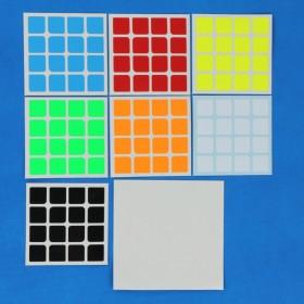 Naklejki 4x4x4 WuQue