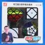 QiYi Zestaw Megaminx + Pyraminx + Skewb + Ivy Cube