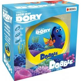 Dobble Gdzie jest Dory? Gra planszowa dla dzieci