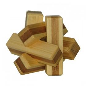 Drewniana Łamigłówka Firewood