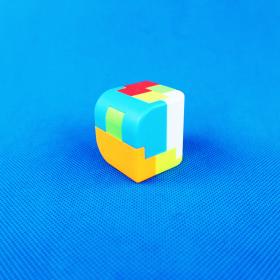 Penrose keychain Cube Puzzle