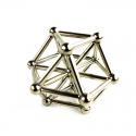 Kulki klocki magnetyczne neocube 8mm + bagnety magnetyczne