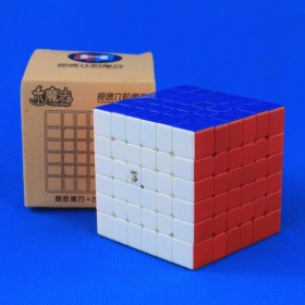 YuXin Little Magic 6x6x6 Halczuk Magnetic