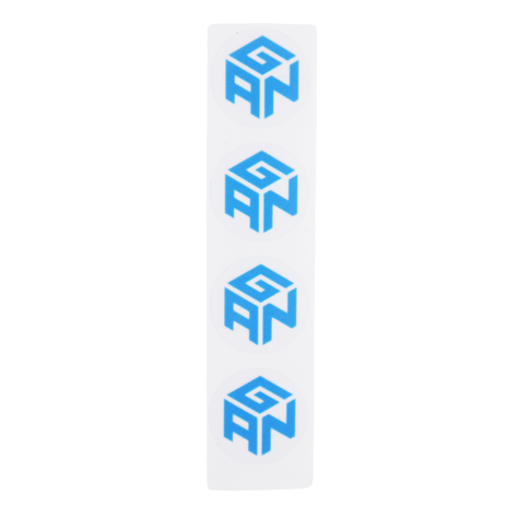 Zestaw logo producenta 3x3x3