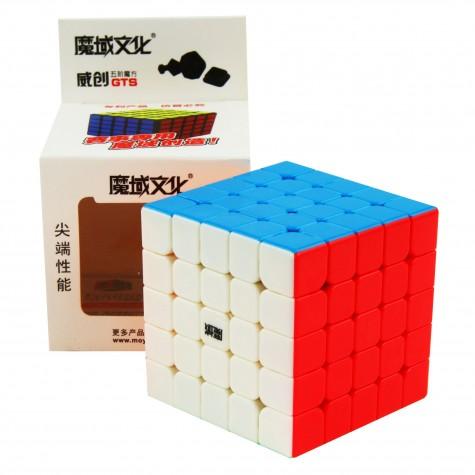 MoYu WeiChuang GTS 5x5x5