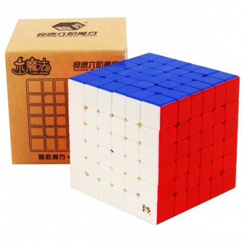 YuXin Little Magic 6x6x6