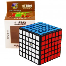 YuXin Red Kylin 6x6x6