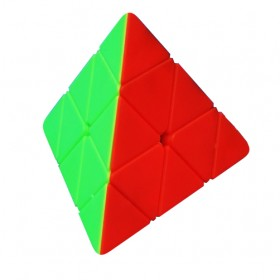 Pyraminx mini brelok