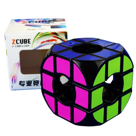 Rounded Void Cube
