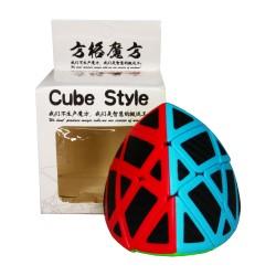 Cube Style Mastermorphix Carbon Stickers