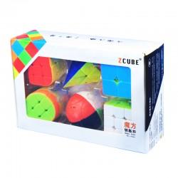 Z-cube zestaw breloczków 3x3x3