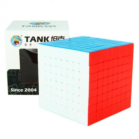ShengShou Tank 8x8x8