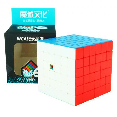 MoFangJiaoShi MeiLong 6x6x6
