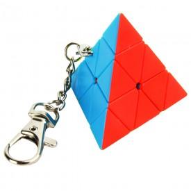 Mini Pyraminx brelok