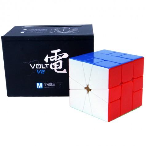 X-Man Volt Square -1 V2 Half Magnetic