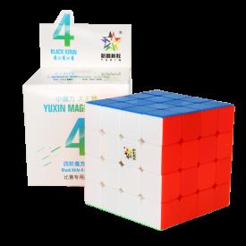 YuXin Black Kylin 4x4x4 V2