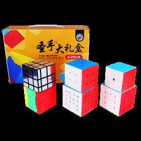 ShengShou 6-Pack Gift
