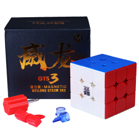 MoYu 3x3 Weilong GTS3 M