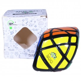 Lanlan 6-Axis Curvy Rhombohedron