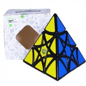 LnaLan Curvy Hexagram Pyraminx Cube