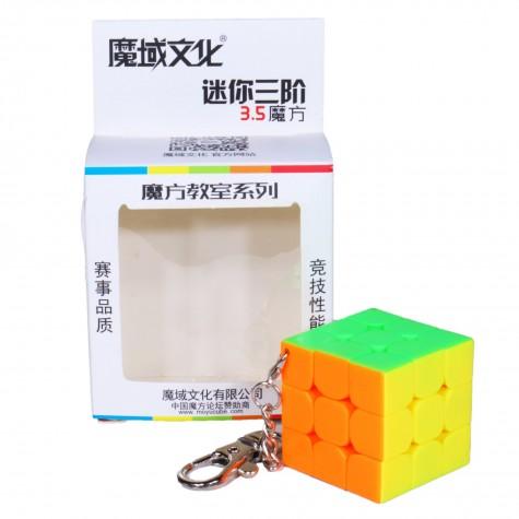MoFangJiaoShi 3x3x3 Brelok 35mm