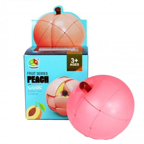 FanXin  Peach Cube