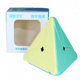 Cubing Classoom Maple Leaf Pyramid