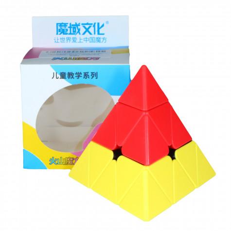 MoFangJiaoShi Teaching Series Pyraminx