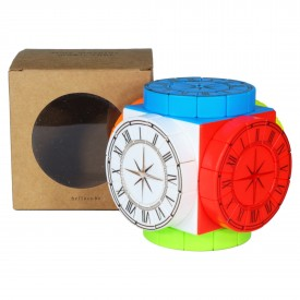 Time Machine cube for watches