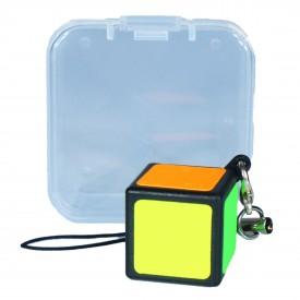 1 x1 Keychain cube