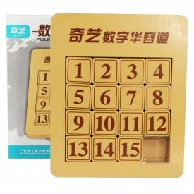 QiYi Magnetic Number sliding Klotski 4x4