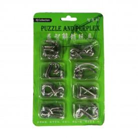 Unlock Metal Puzzle 8pcs
