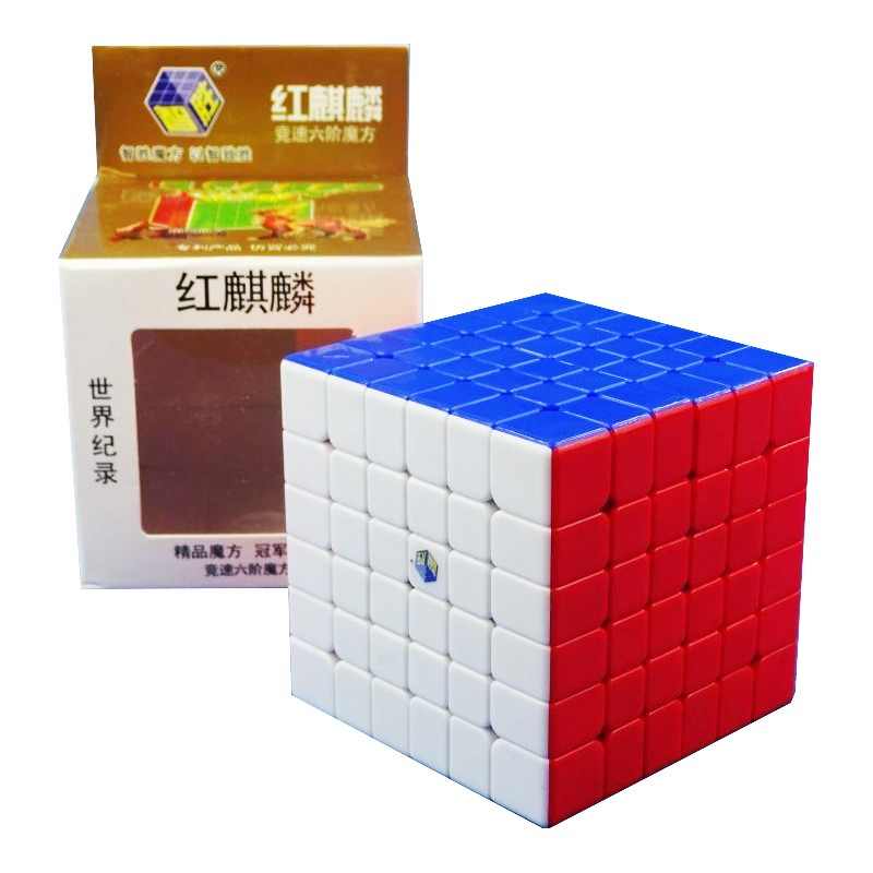 YuXin Red Kylin 6x6x6